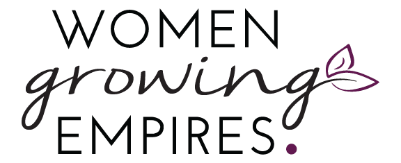 Women Growing Empires logo