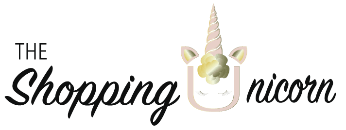 The Shopping Unicorn logo